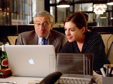 Filmrecensie The Intern