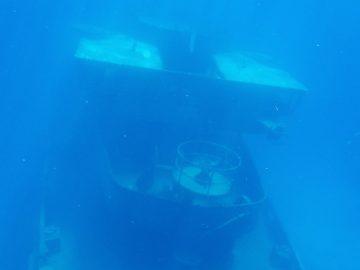 Shipwreck - Photo Friday Blur