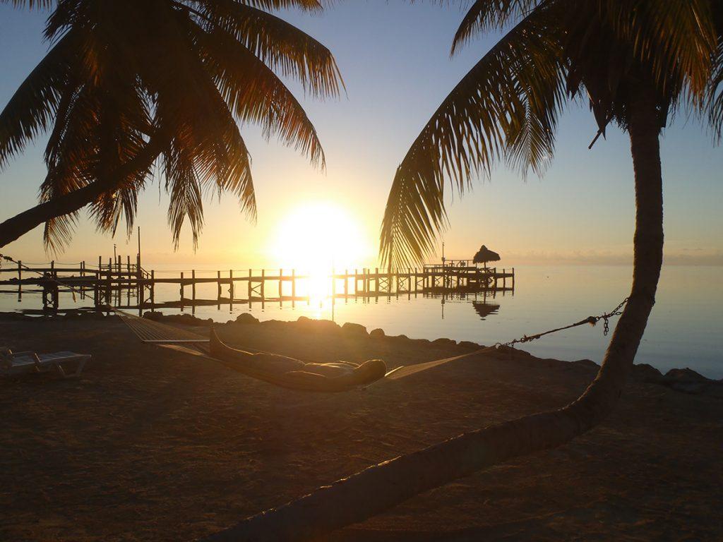 Florida zonsopkomst