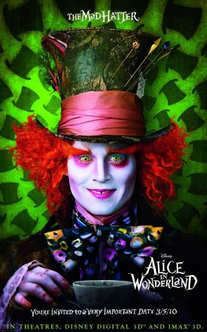 Alice in Wonderland - The Hatter